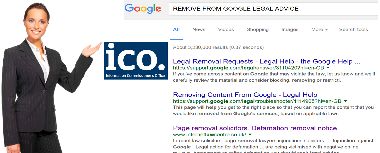 ICO right to be forgotten appeal example
