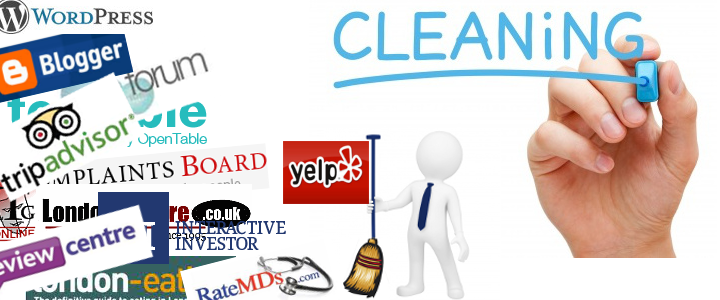 How to remove reivews from Yelp